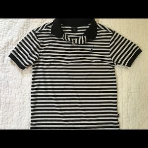 Boy's Nautical Performance Polo - NWOT